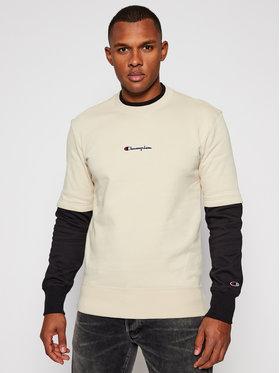 Champion Champion Džemperis 215285 Smėlio Comfort Fit