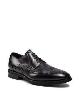 Baldinini Baldinini Κλειστά παπούτσια U2B203COCENENE Μαύρο