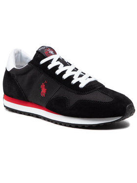 Polo Ralph Lauren Polo Ralph Lauren Sneakersy Train 85 809821686002 Czarny