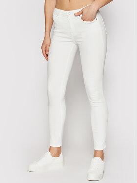 Calvin Klein Jeans Calvin Klein Jeans Džinsai J20J215858 Balta Skinny Fit