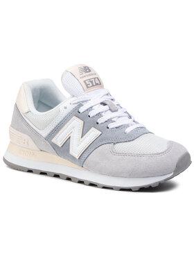 New Balance New Balance Sneakersy WL574LBR Šedá