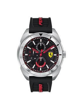 Scuderia Ferrari Scuderia Ferrari Hodinky Forza 830546 Čierna