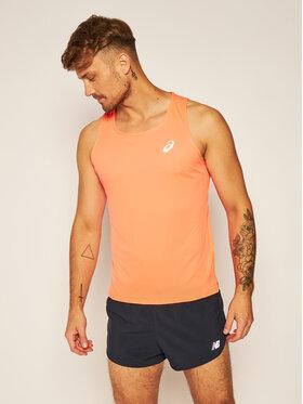 Asics Asics Techniniai marškinėliai Silver Singlet 2011A011 Oranžinė Regular Fit