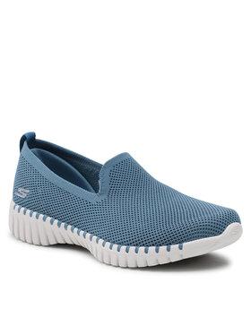 Skechers Skechers Félcipő Go Walk Smart 124296/BLU Kék