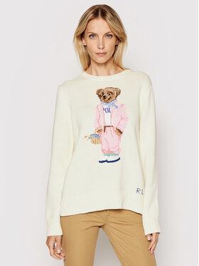 Polo Ralph Lauren Polo Ralph Lauren Sweater Lsl 211838006001 Bézs Regular Fit