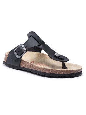 Superfit Superfit Sandále 0-600114-0000 S Čierna