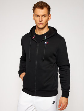 Tommy Sport Tommy Sport Bluză Fleece S20S200562 Negru Regular Fit