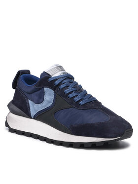 Voile Blanche Voile Blanche Sneakersy Qwark Man 0012016270.05.0C02 Granatowy
