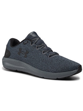 Under Armour Under Armour Scarpe Ua Charged Pursuit 2 Twist 3023304-103 Grigio