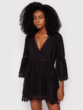 Melissa Odabash Melissa Odabash Plážové šaty Victoria CR Čierna Regular Fit