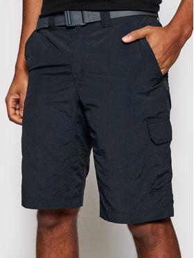 Columbia Columbia Pantaloni scurți sport Silver Ridge II 1794921 Negru Regular Fit