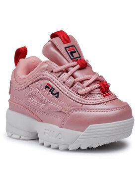 Fila Fila Sneakersy Disruptor F Infants 1011077.73L Różowy