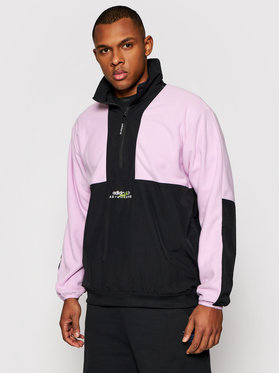 adidas adidas Bluză Adventure GN2378 Negru Regular Fit