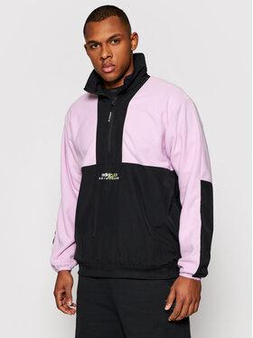 adidas adidas Džemperis Adventure GN2378 Juoda Regular Fit