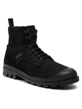 Hugo Hugo Outdoorová obuv Bustler Halb 50458933 10237952 01 Čierna