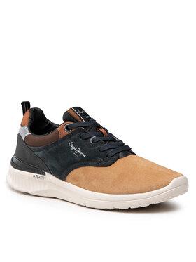 Pepe Jeans Pepe Jeans Sneakersy Jay-Pro 21 PMS30791 Hnědá