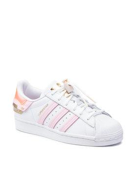 adidas adidas Chaussures Superstar W H00659 Blanc