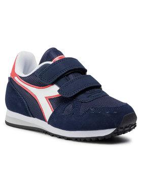 Diadora Diadora Sneakers Simple Run Ps 101.174383 01 C1512 Bleumarin