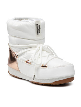 Moon Boot Moon Boot Μπότες Χιονιού Low Aspen Wp 24009800002 Λευκό