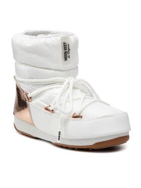 Moon Boot Moon Boot Schneeschuhe Low Aspen Wp 24009800002 Weiß