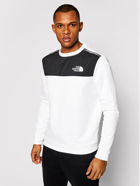 The North Face The North Face Sweatshirt M Ma NF0A5597FN41 Blanc Regular Fit