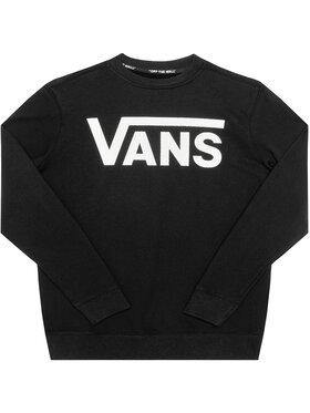 Vans Vans Суитшърт Classic Crew VN0A36MZ Черен Regular Fit
