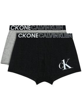 Calvin Klein Underwear Calvin Klein Underwear Σετ 2 ζευγάρια μποξεράκια B70B700317 Έγχρωμο