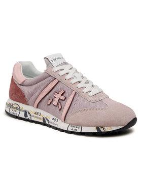 Premiata Premiata Sneakersy Lucyd 5102 Różowy
