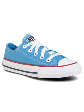 Converse Converse Sneakers aus Stoff Ctas Ox 666819C Blau