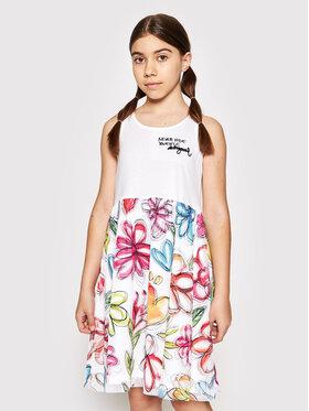 Desigual Desigual Ежедневна рокля Laura 21SGVK08 Цветен Regular Fit