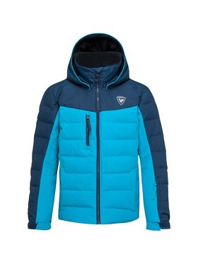 Rossignol Rossignol Lyžařská bunda Boy ½ Zip Fleece RLIYJ08 Slim Fit