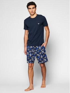 Emporio Armani Underwear Emporio Armani Underwear Pižama 11893 1P508 75235 Tamsiai mėlyna