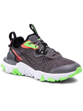Nike Nike Обувки React Vision Ww (Gs) CV8965-001 Сив
