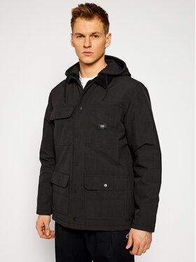 Vans Vans Átmeneti kabát Drill Chore VN0A45AP Fekete Regular Fit