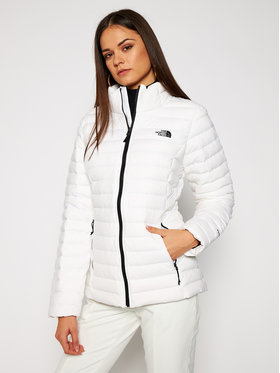 The North Face The North Face Pūkinė striukė Stretch Down NF0A4P6IFN41 Balta Slim Fit