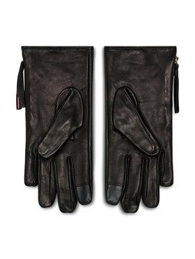 Tommy Hilfiger Tommy Hilfiger Mănuși de Damă Th Wool Mix Gloves AW0AW08943 Gri