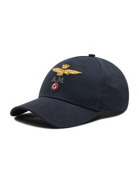Aeronautica Militare Aeronautica Militare Шапка с козирка Cappellino 211HA1072CT2848 Тъмносин
