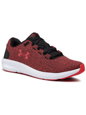 Under Armour Under Armour Scarpe Charged Pursuit 2 Twist 3023304-003 Rosso