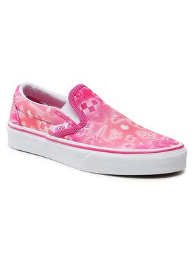 Vans Vans Πάνινα παπούτσια Classic Slip-On VN0A33TB42W1 Ροζ