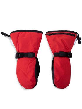 Reima Reima Dětské rukavice Riggu 537014 Červená