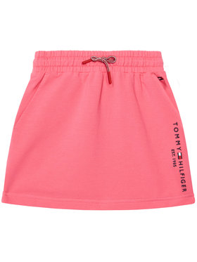 Tommy Hilfiger Tommy Hilfiger Gonna Essential Hwk KG0KG05783 Rosa Regular Fit