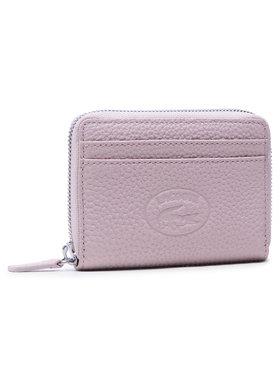 Lacoste Lacoste Kis női pénztárca Xs Zip Coin Wallet NF3406NL Rózsaszín