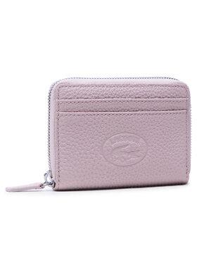 Lacoste Lacoste Malá dámská peněženka Xs Zip Coin Wallet NF3406NL Růžová