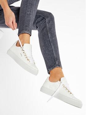Furla Furla Sneakersy Hikaya Low YD69HKL-Y62000-01B00-1-007-20-AL Biela