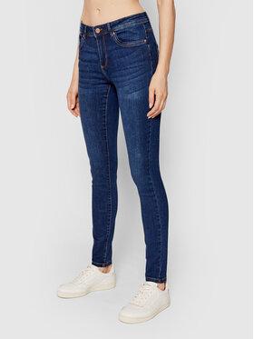 Vero Moda Vero Moda Jeans Anya 10251657 Dunkelblau Skinny Fit