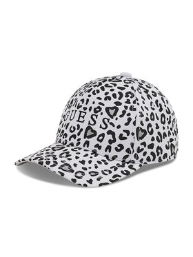 Guess Guess Casquette Allie Animalier AGALL1 CO213 Blanc