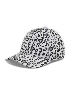 Guess Guess Καπέλο Jockey Allie Animalier AGALL1 CO213 Λευκό
