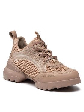 Carinii Carinii Sneakersy B7606 Béžová