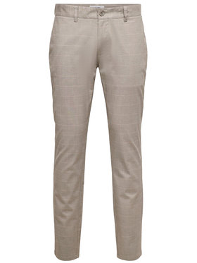Only & Sons Only & Sons Pantalon en tissu Mark 22019638 Gris Tapered Fit