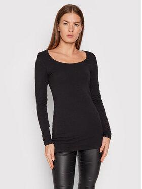 Vero Moda Vero Moda Блузка Maxi My 10152908 Чорний Slim Fit